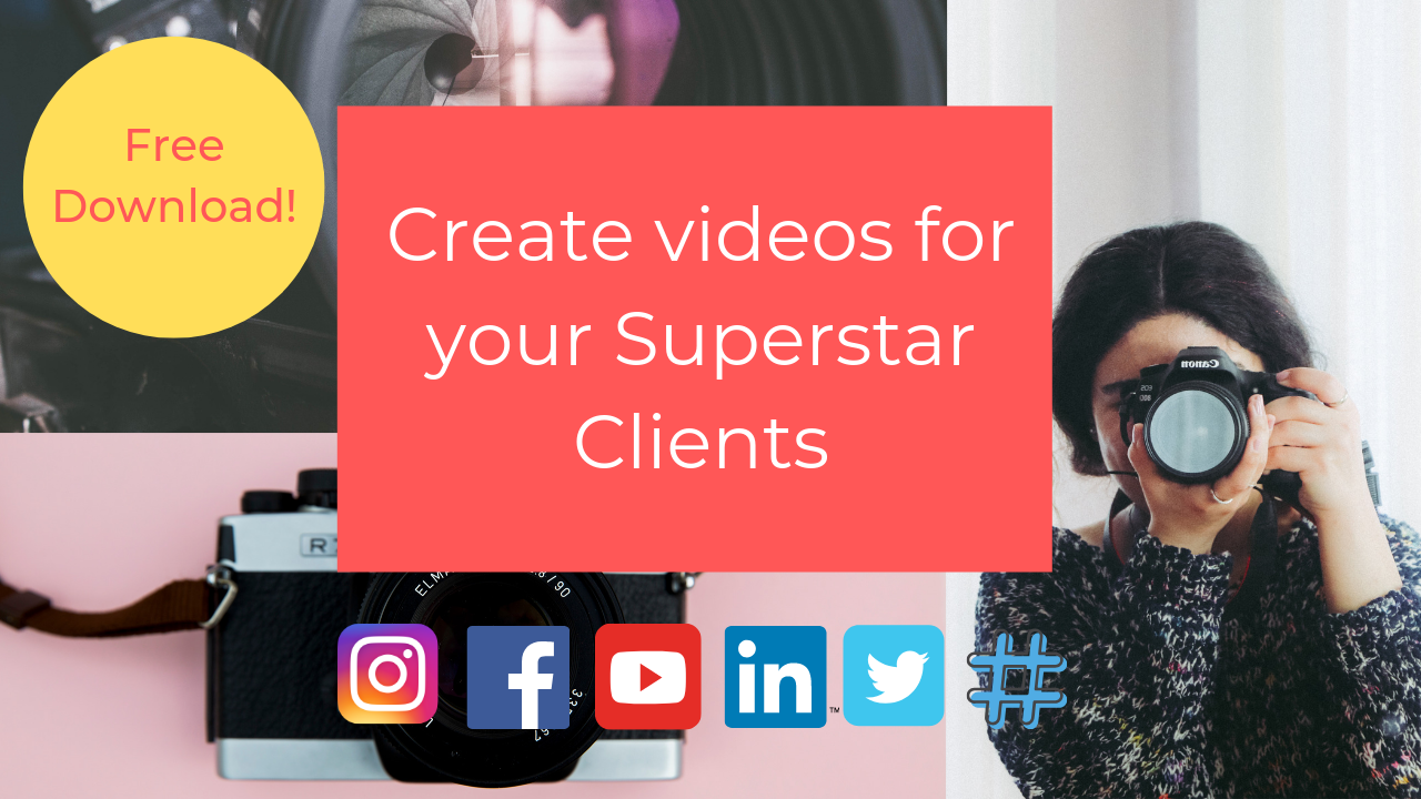Create Videos for Superstar Clients