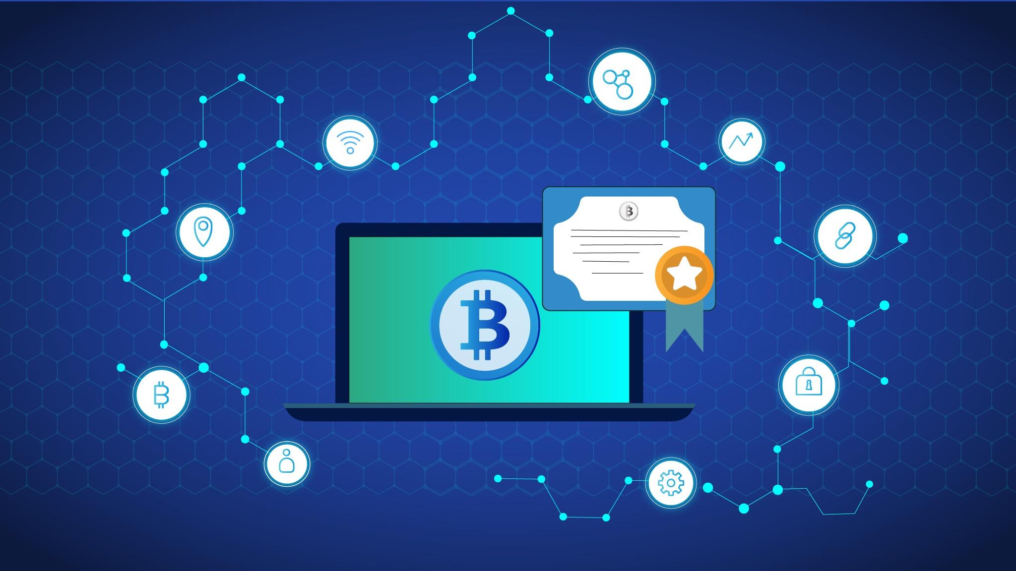 Blockchain Certificate Program