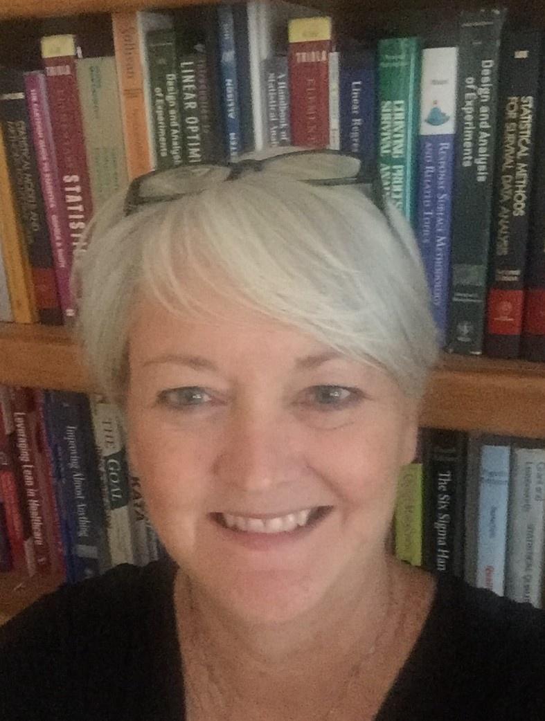 Dr. Mary McShane Vaughn