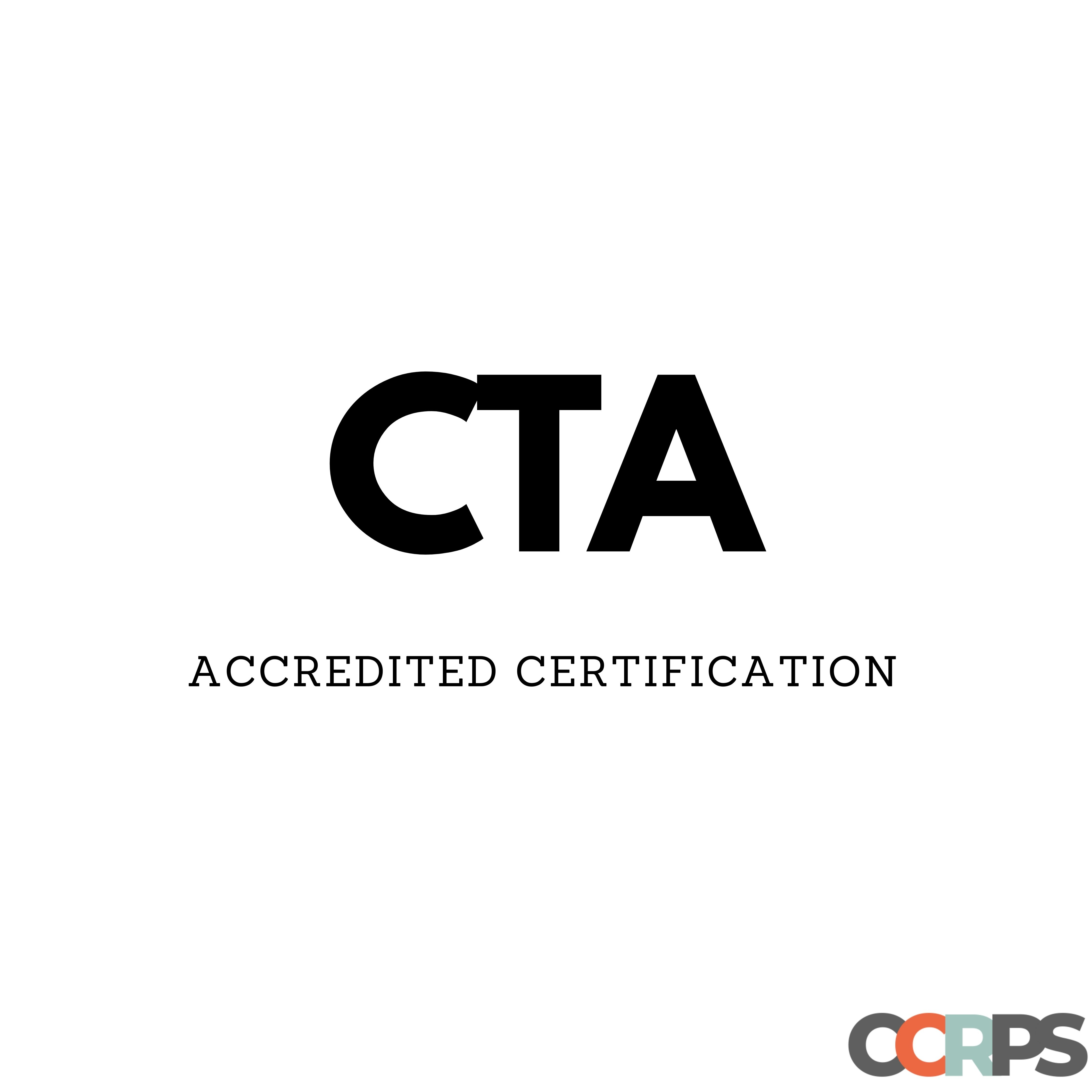 Clinical Trials Assistant Certification