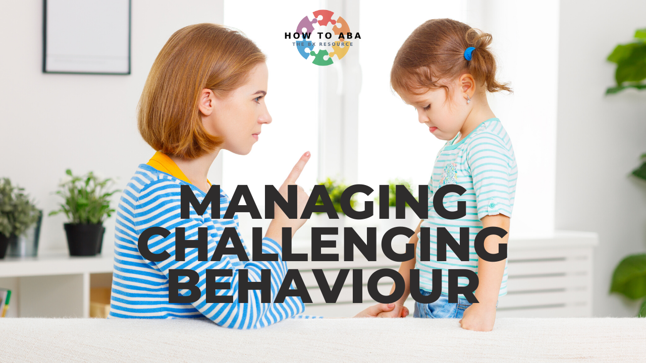 Managing Behavior