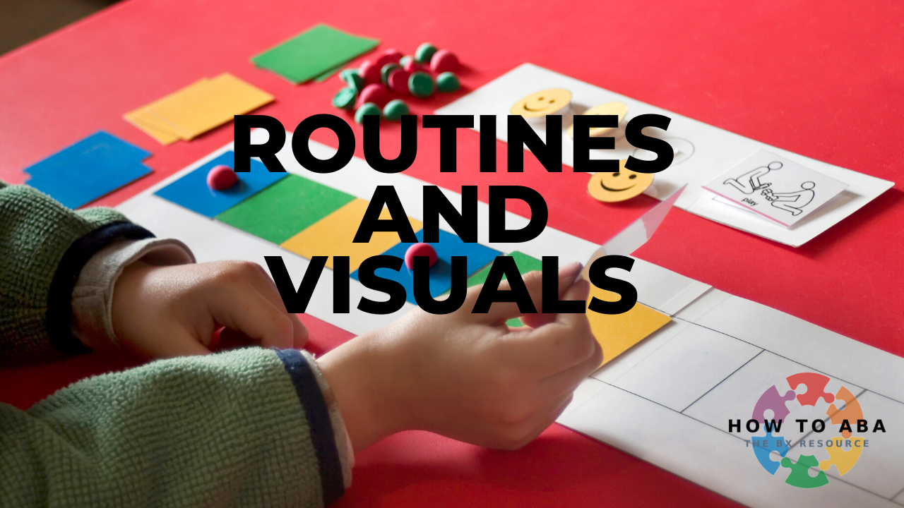 Routines and Visuals