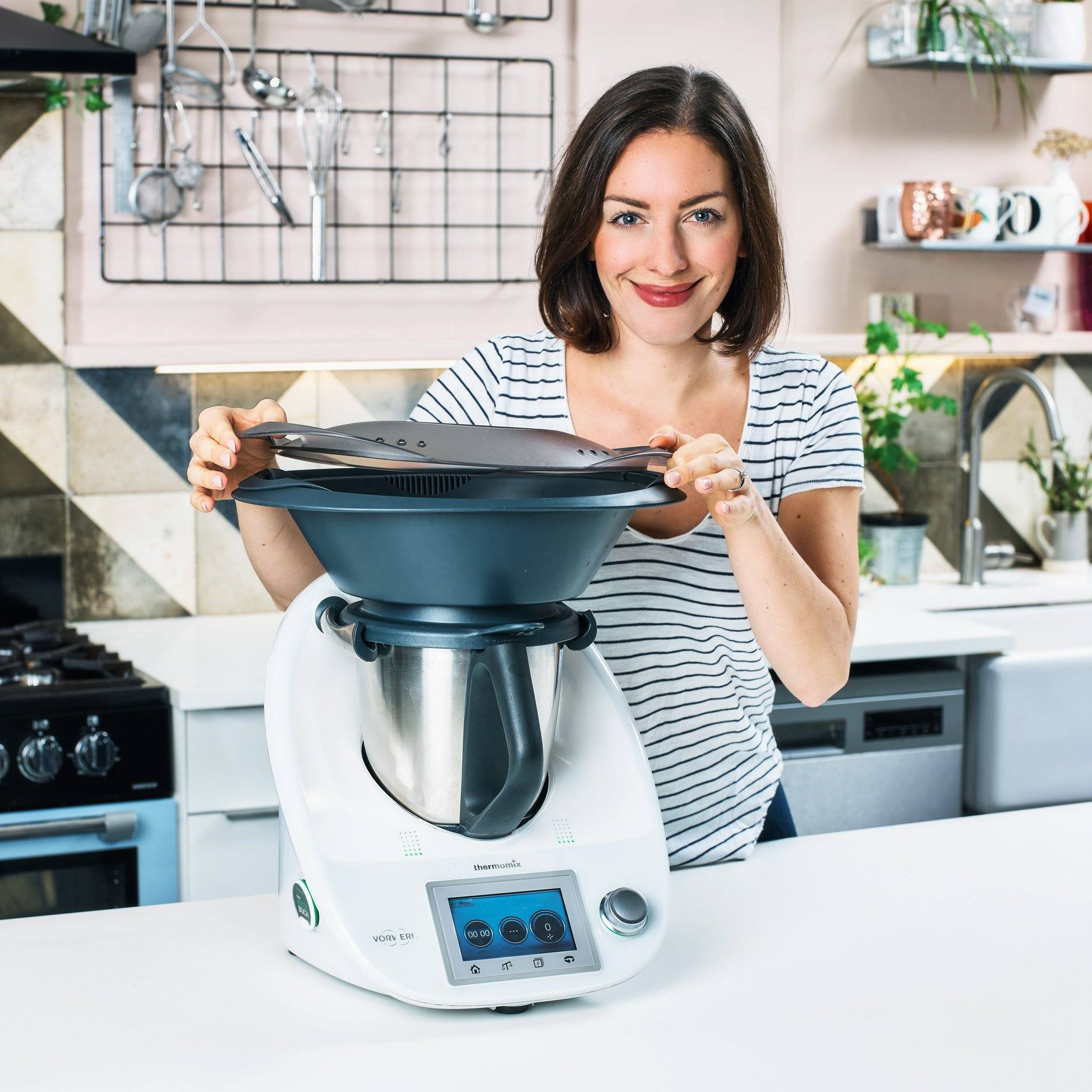 Varoma masterclass for Thermomix