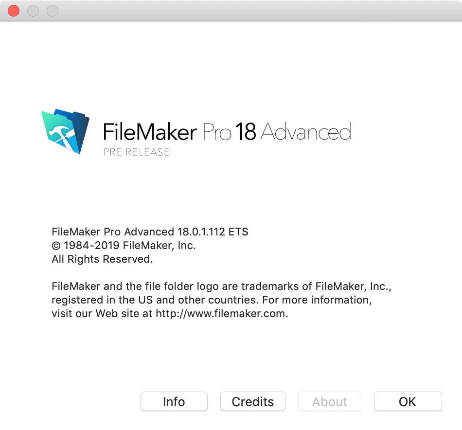 Filemaker Pro Courses philosophy of filemaker