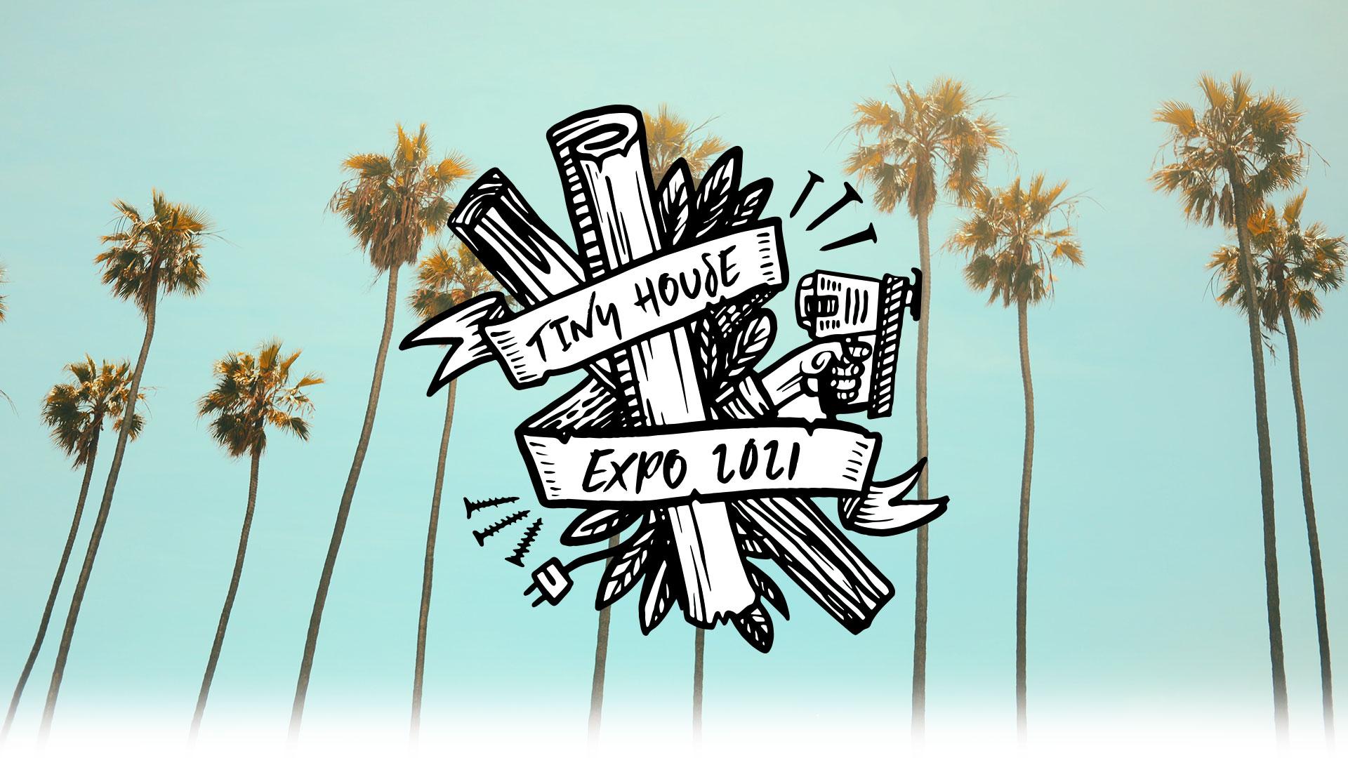 Tiny House Expo 2021 Banner