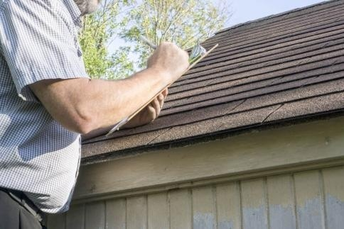 Residential Inspection Roofing