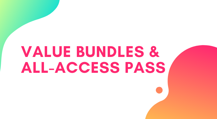 S15. Value Bundles & All-Access Pass