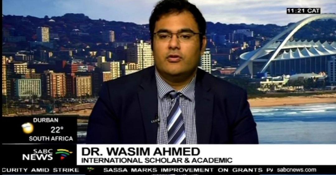 Dr. Wasim Ahmed