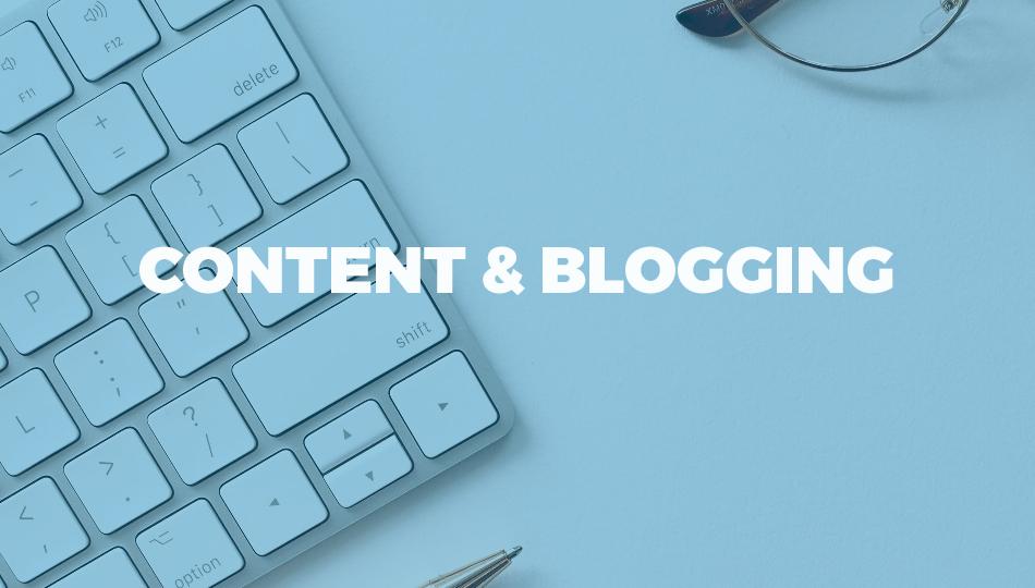 Content & Blogging