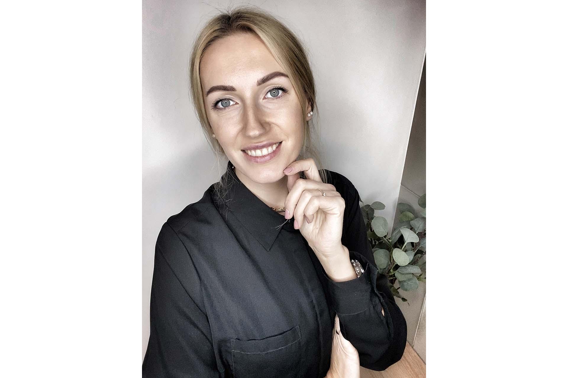 Kristina Nasirova veido nuotrauka