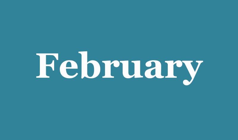 02 - February