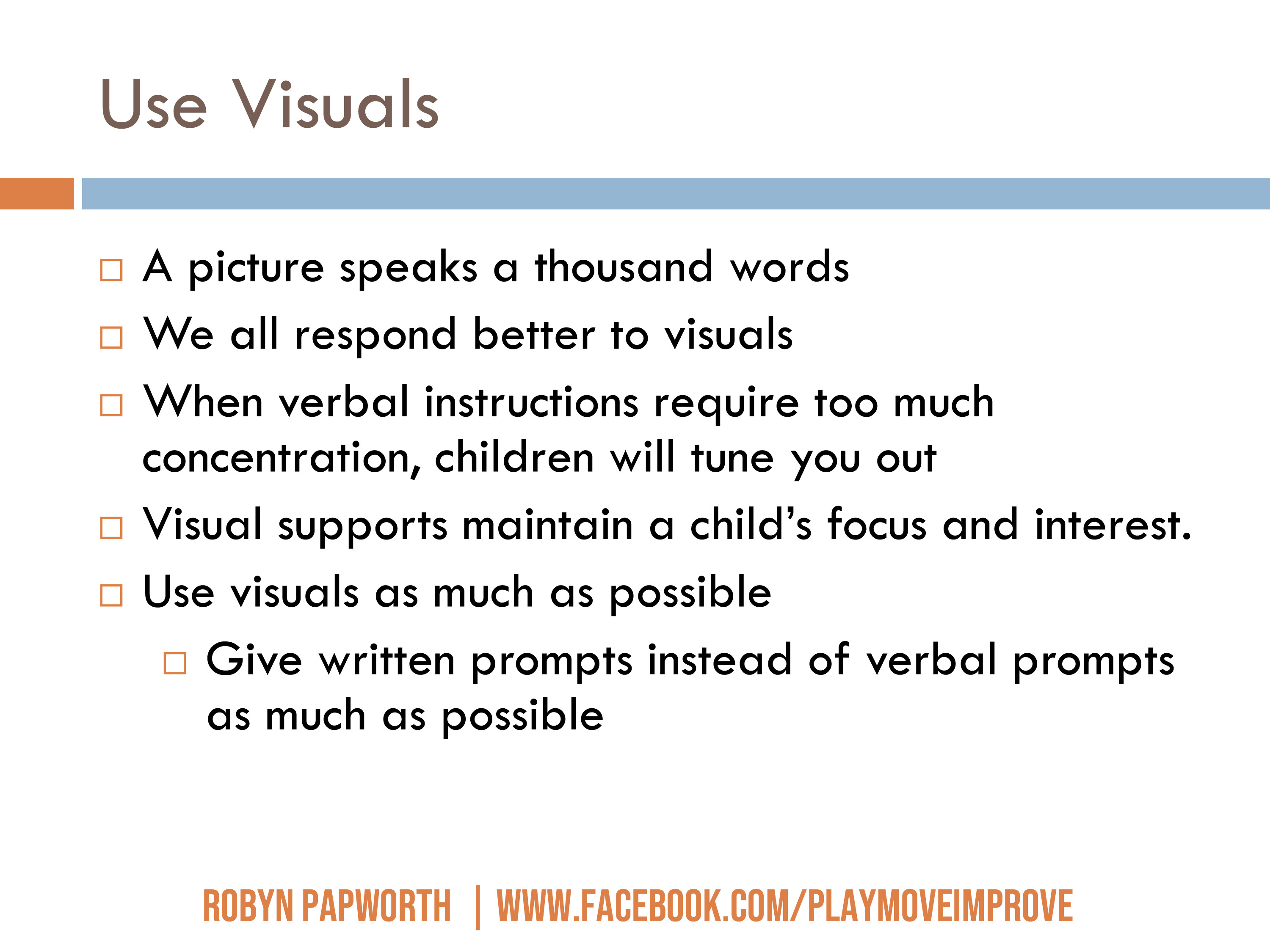 autism classroom support visual aids