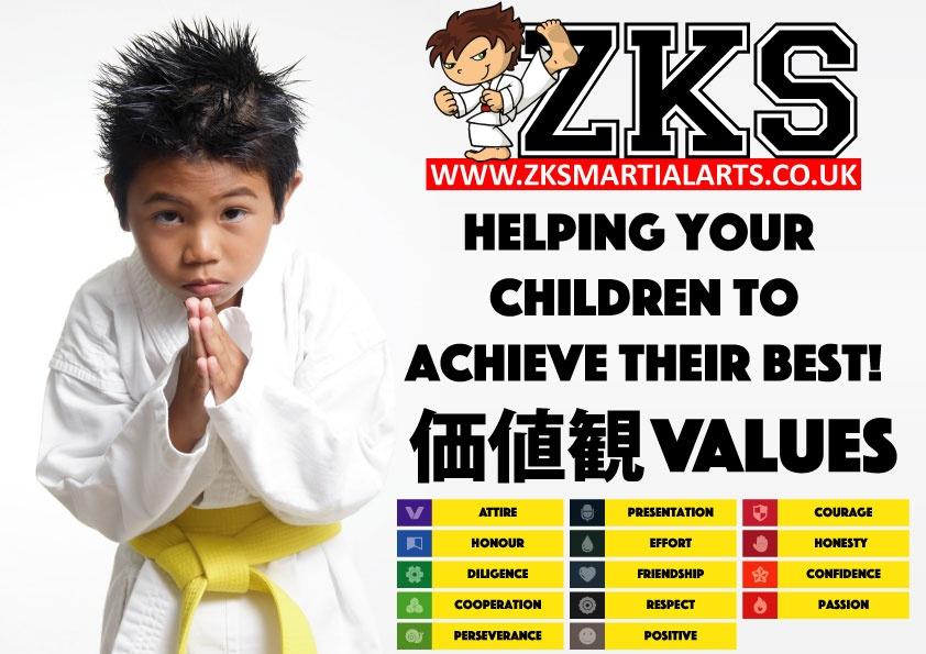 ZKS Values
