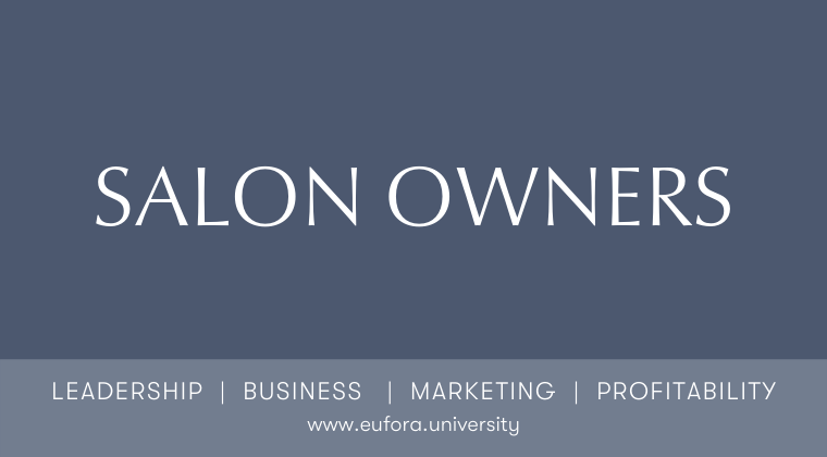Salon Owners and Managers