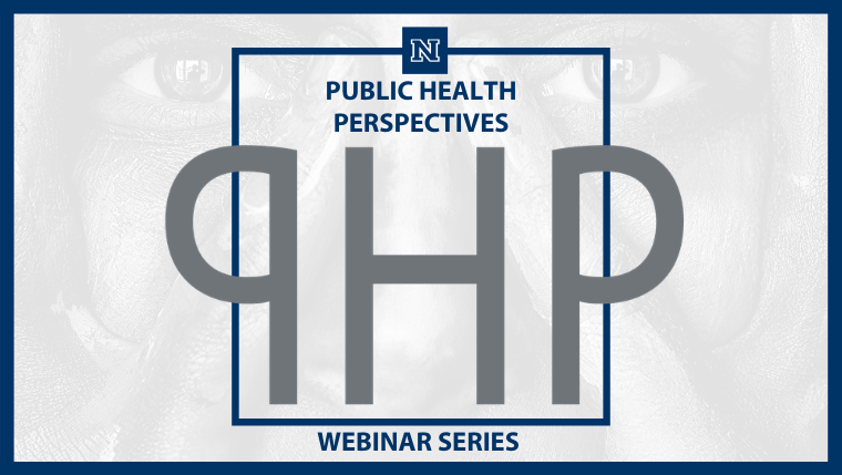 2. Public Health Perspectives Webinar Series