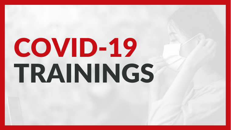 5. Covid Trainings