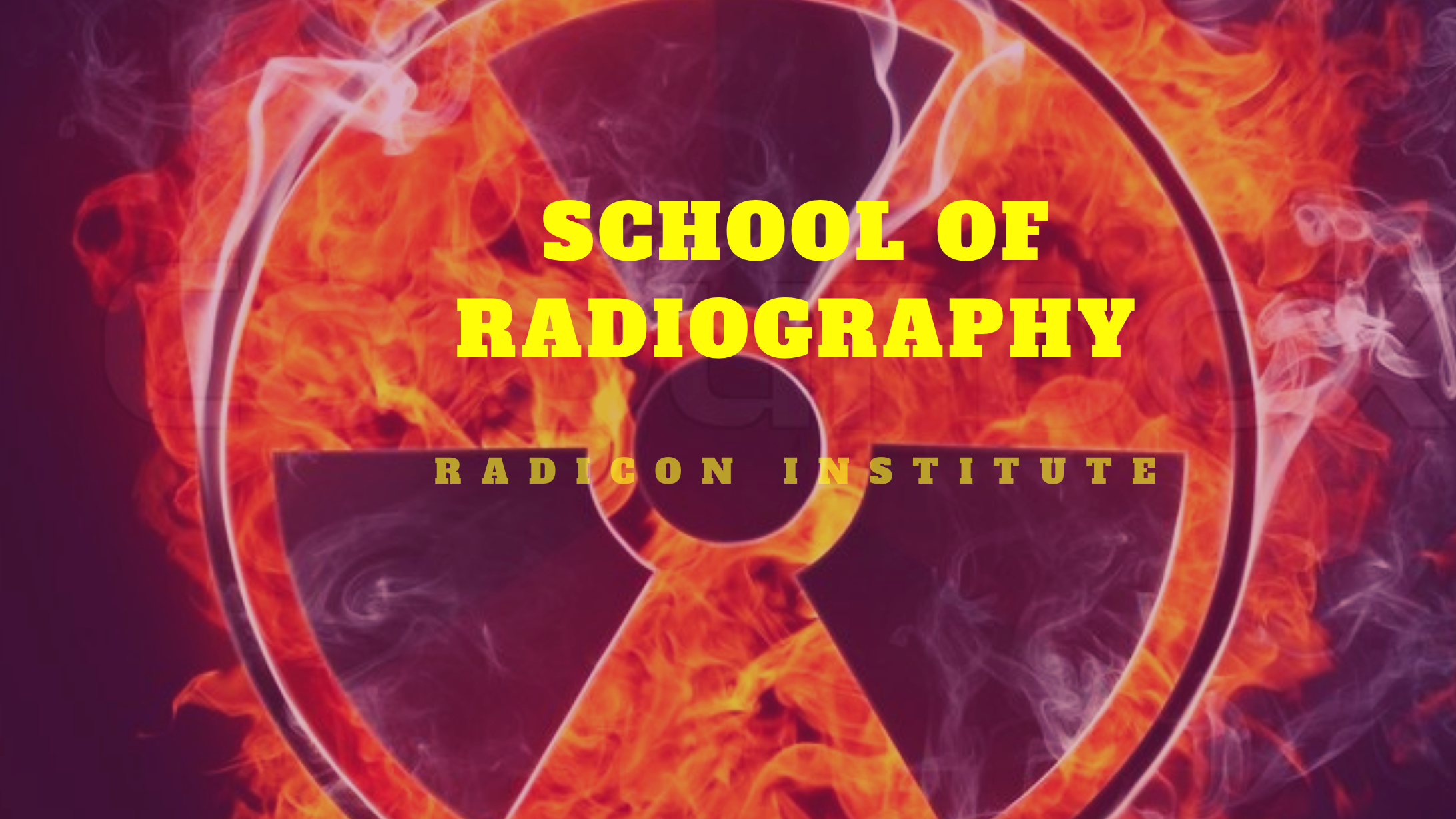 School of Radiography