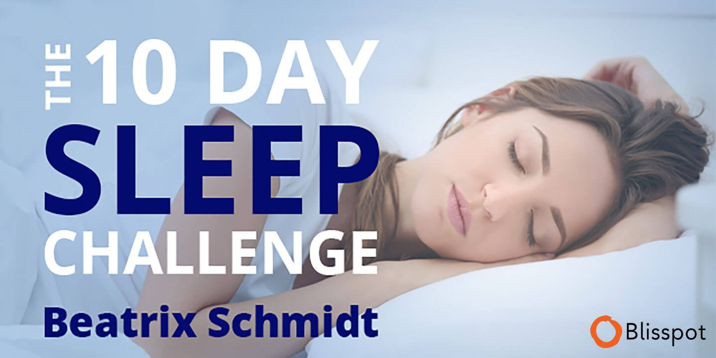 The 10 Day Sleep Challenge