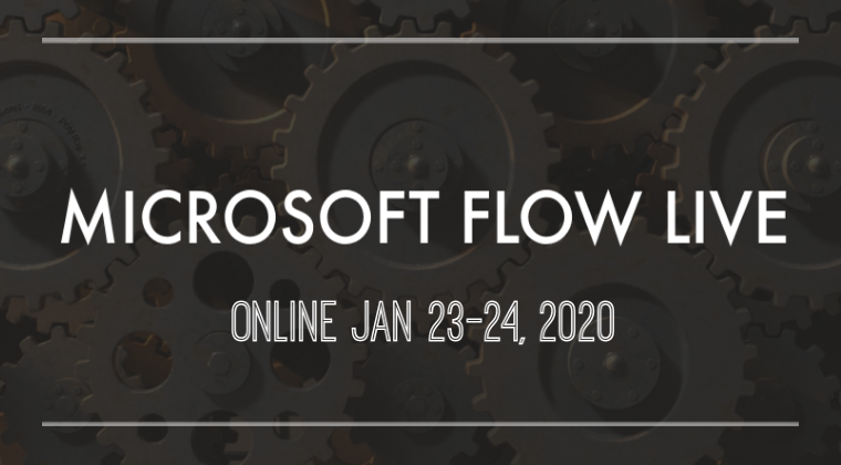 Advanced Flow Live - January