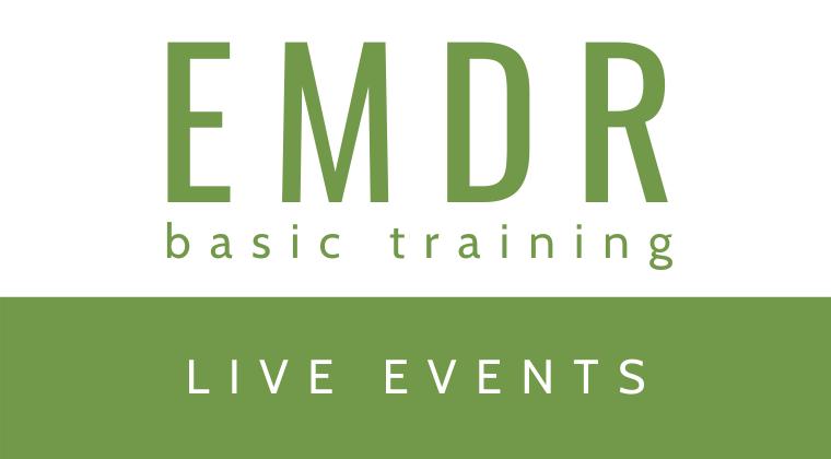 EMDR Basic Training Live Events