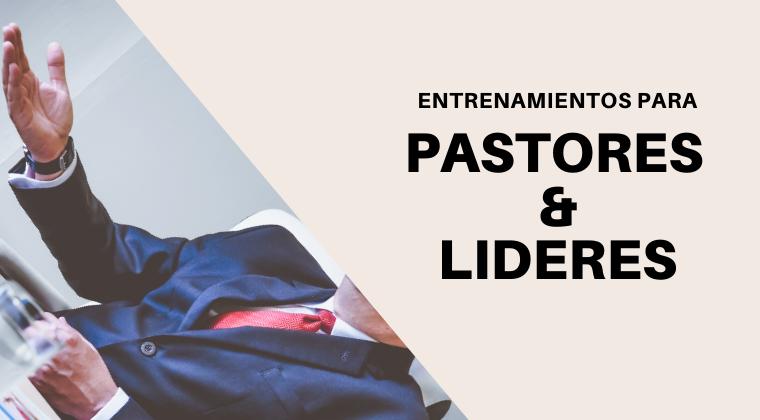 Pastores & Lideres