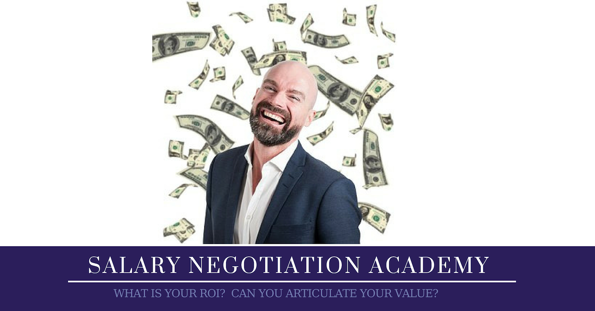 Salary Negotiation Academy