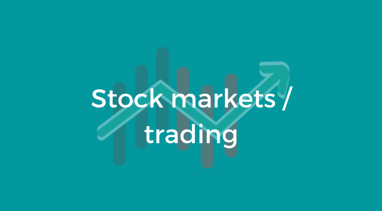 Stock Markets / Trading