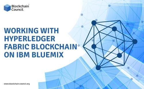 Working With Hyperledger Fabric Blockchain on IBM Bluemix