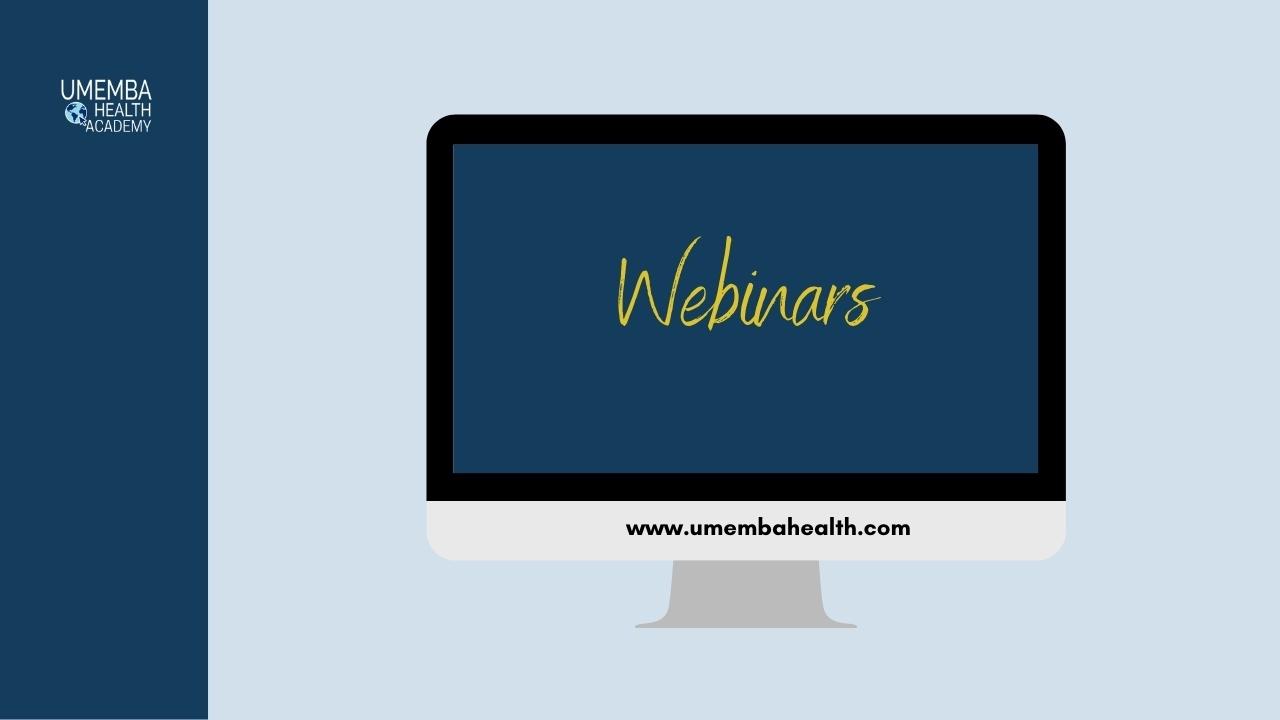 Workshops and Webinars