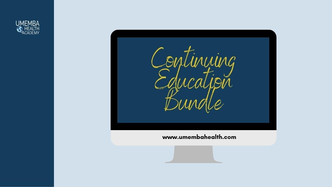 Continuing Education Bundles