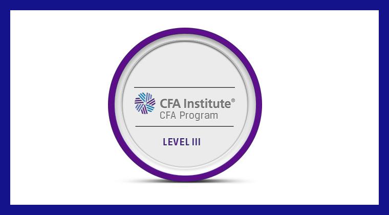 CFA® Level III Courses