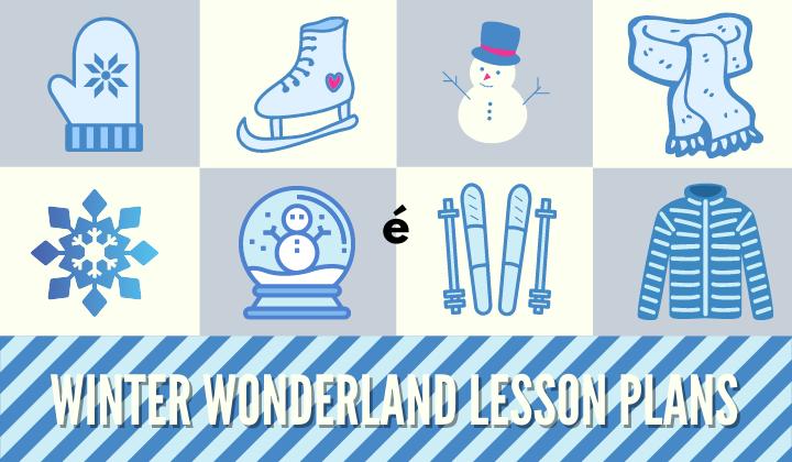 Winter Lesson Plans