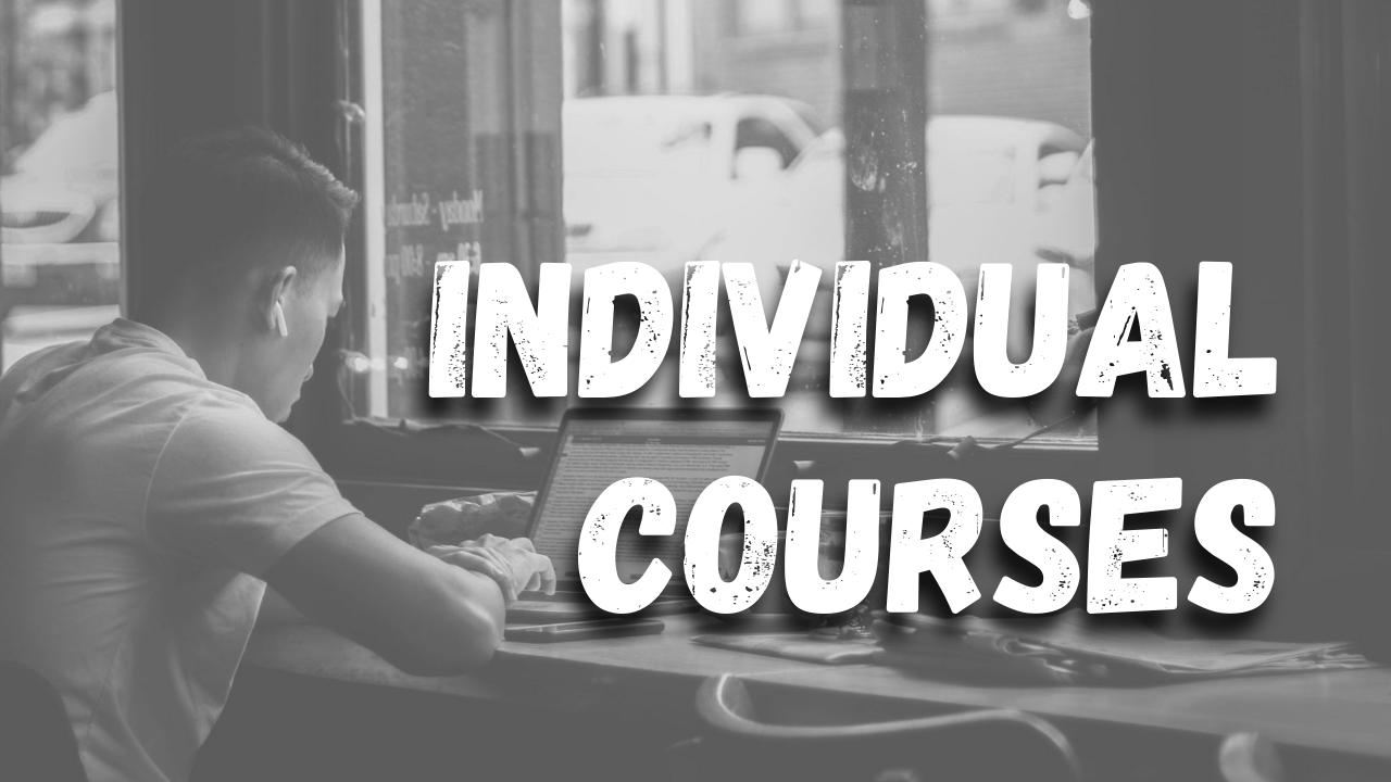 Individual Courses