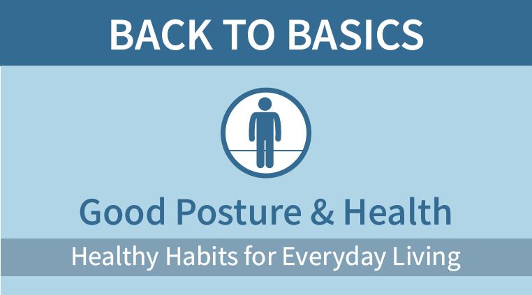 Back to Basics: Good Posture & Health