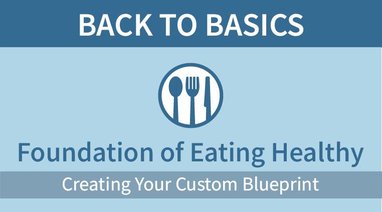 Back to Basics: Foundation of Eating Healthy