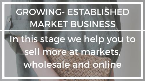 Growing- Established market businesses