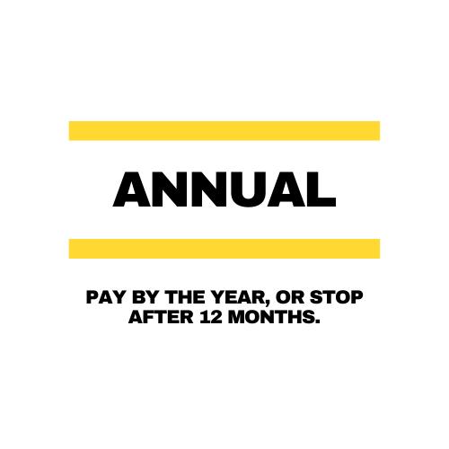 Annual Agreement photo