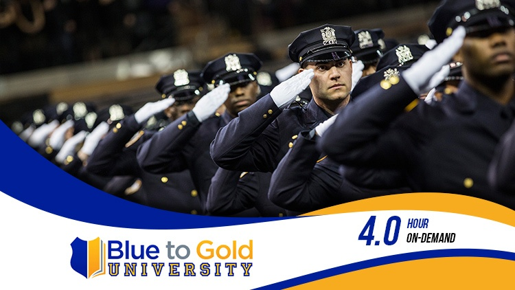 Blue to Gold   University