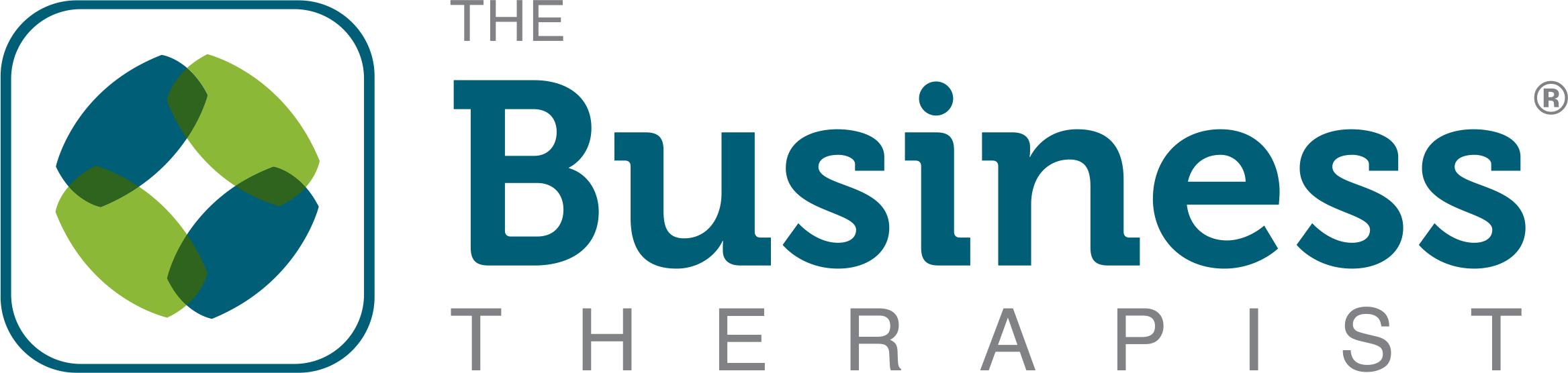 The Business Therapist Logo