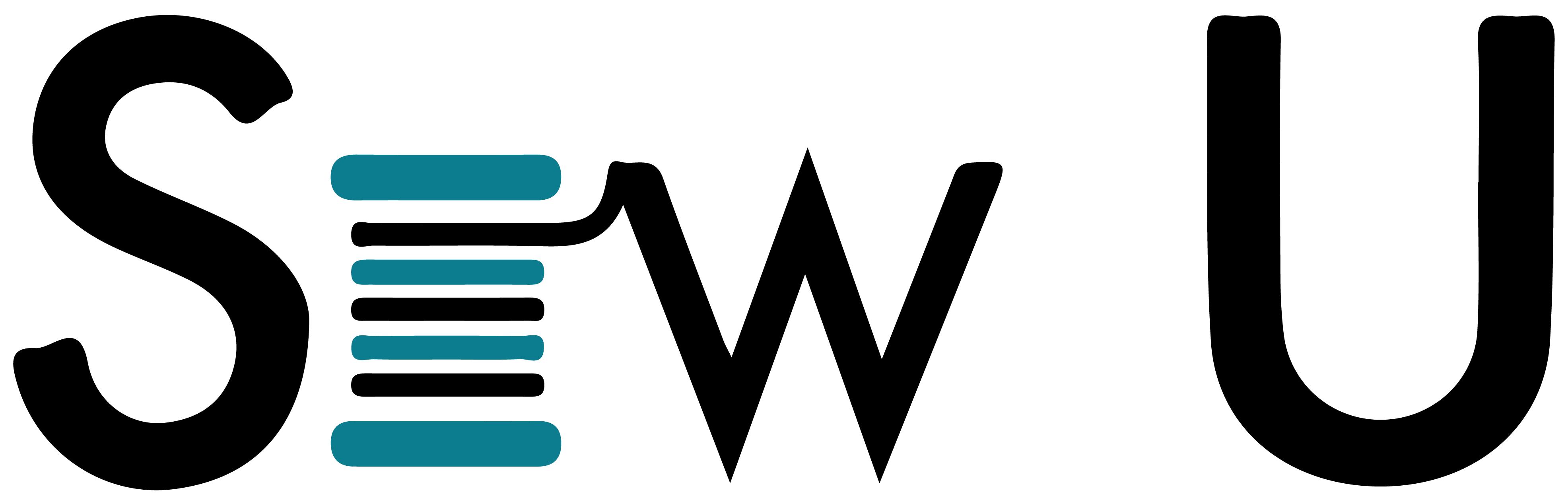 Mister Domestic's Sew U logo