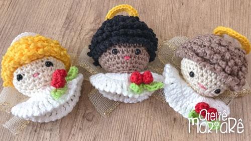Boneca Emília em Amigurumi no Elo7 | Soso Crochet by Verônica ... | 280x500