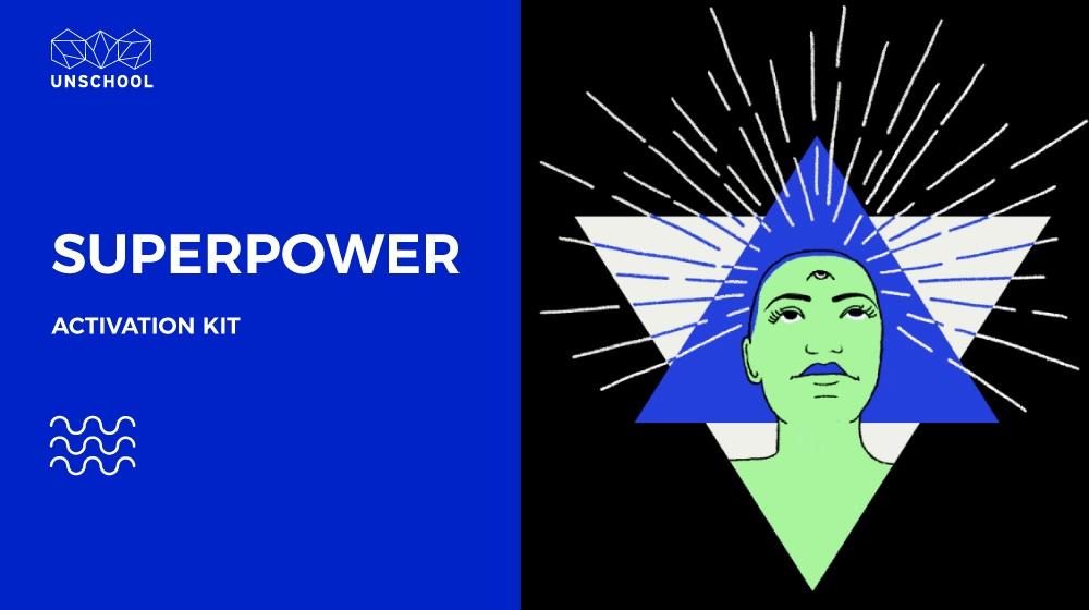 Toolkit | FREE Superpower Activation Kit