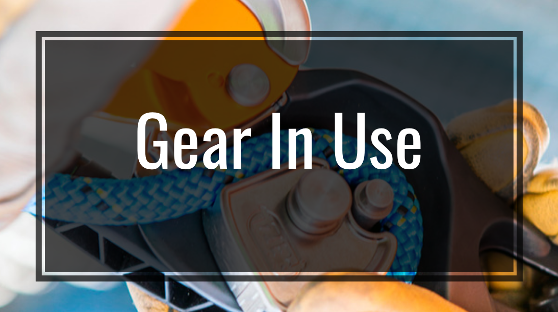 Gear-In-Use