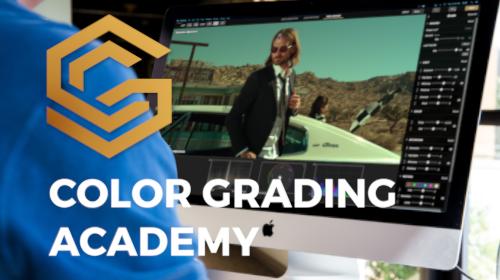 Color Grading Academy for Cinema Grade
