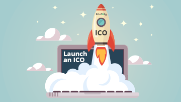 ICO. How to Launch an Initial Coin Offering & Run Token Crowdsale
