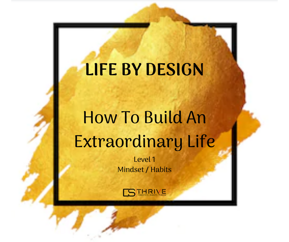 Live Life by Design