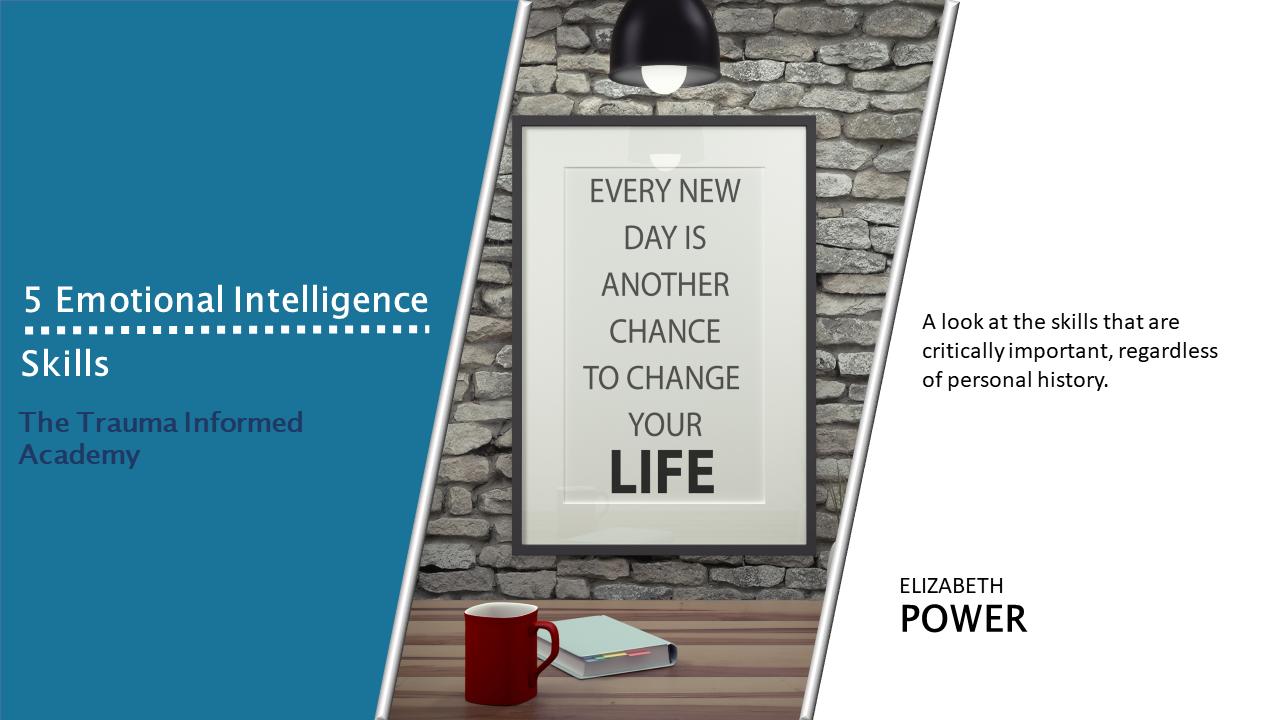 TRS Short: Five Emotional Intelligence skills