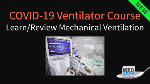 covid-19 ventilator course: learn or review mechanical ventilation