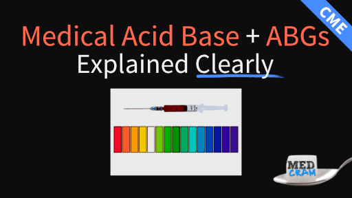 medical acid base explained clearly