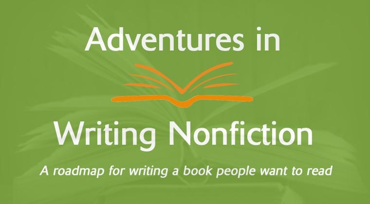 Adventures in Writing Nonfiction